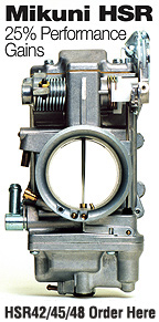 Mikuni HSR Carburetor, discount mail order prices