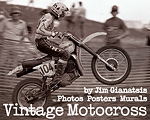 classic motocross photos by Jim Gianatsis