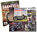 Barnetts coverage LA Calednar Motorcycle Show