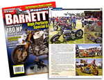 Barnett's magazing closes down
