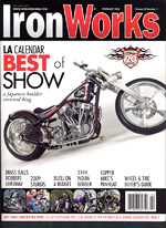 Iron Works Magazine