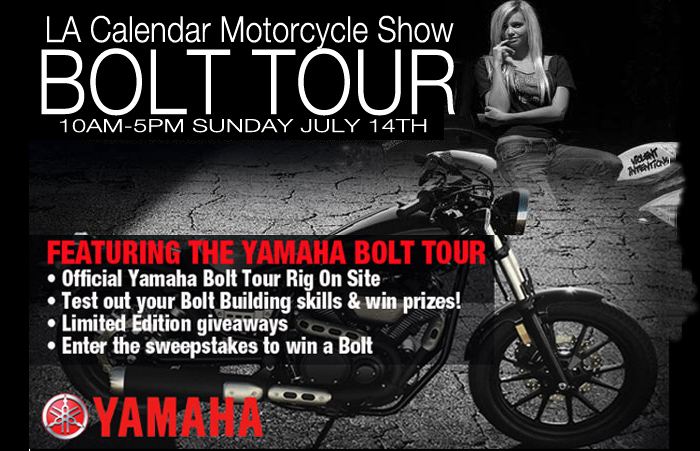 Yamaha Bolt Tour