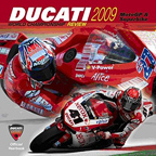 Ducati Corse Racing Yearbook 2009 MotoGP,  World Superbike