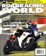 Roadracing world magazinesubscription