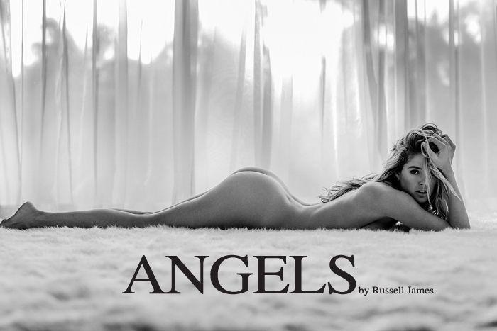 Russell jamess Angels book Victoria's Secet models order mail