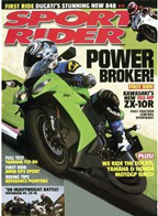 Sportrider magazine subscription