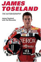 James Toseland book