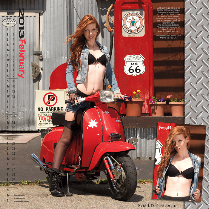 Heather rae Young, Tarah Tobiason, photos, picture, Garage Girls Calendar 2011