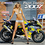 Fast Dates, SBK World Superbike Calendar roadracing, sportbike