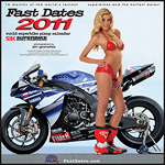 2011 Fast dates World Superbike Calendar