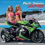2014 Fast Dates World Superbike Calendar
