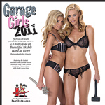 Garage Girls 2008 Calendar