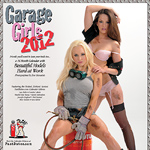 Garage Girls 2012 Calendar