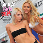 2012 Garage Girls Calendar