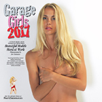 Garage Girls Calendar