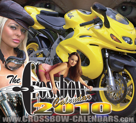 2010 Crossbow Calendar cover