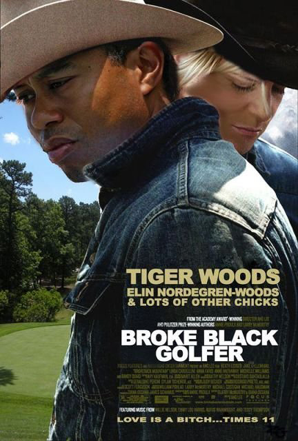 Tiger Woods and Jamie Jungers photos