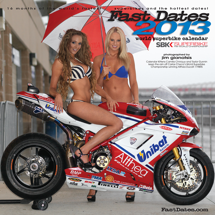 World Premier 2013 Fast dates World Superbike and MotoGP Calendar