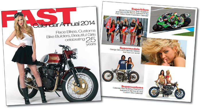 2014 FAST Dates Calendar Yearbook