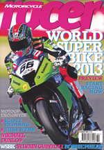 Motorcycle Racer magazine