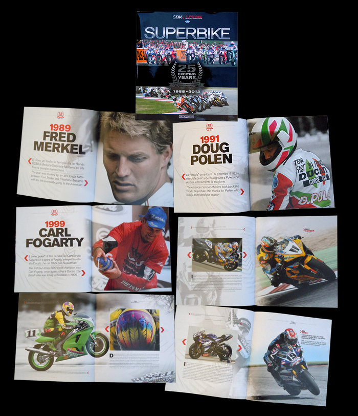 25 Years World Superbike Book