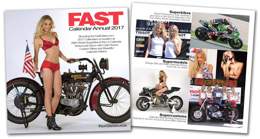 FAST 2017 Calendar Yearbook Annual