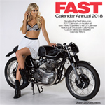 FAST 2018 Calednar Yearbook