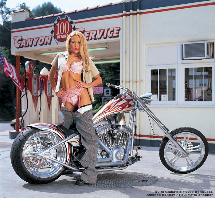 Paul Yaffe custom Amanda Bentley