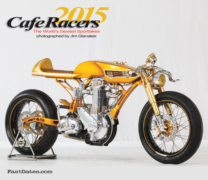 Cafe Racers 2015