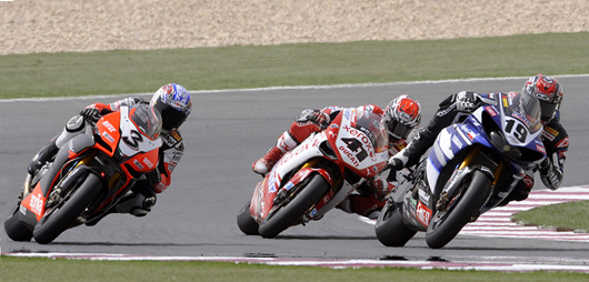 Losial World Superbike, Ben Spies