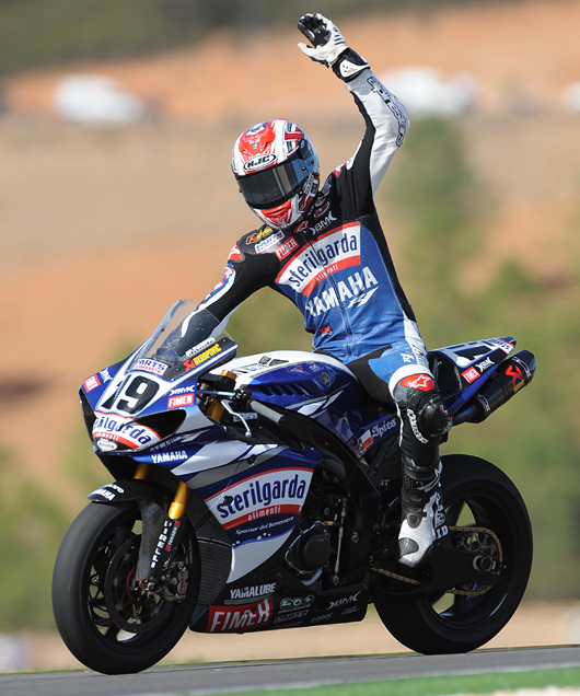 Ben Spies 2009 World Superbike Champion