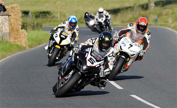 Bruce Anstey Ulster GP photo
