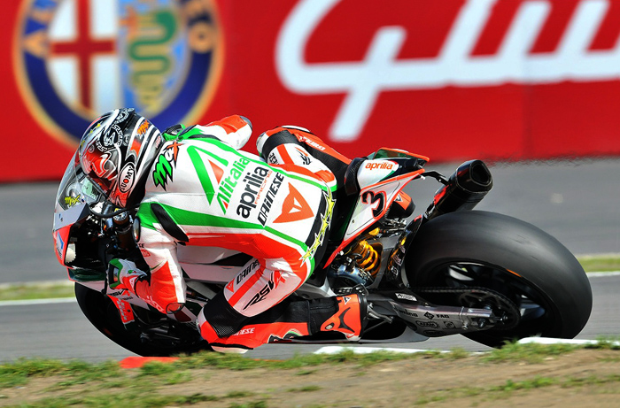 Max Biaggi Nurburing World Superbike picture
