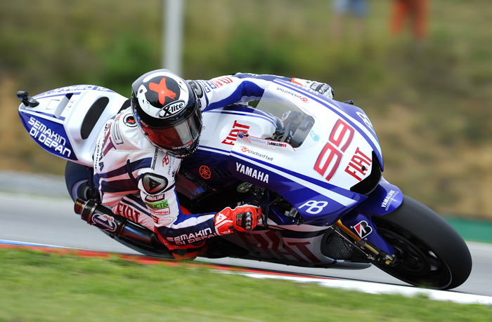 Jorge Lorenzo action photo Bruno MotoGP