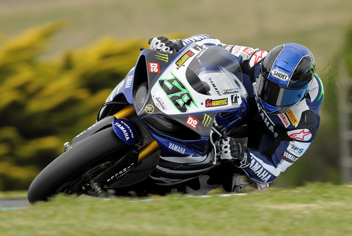 Eugene laverty, Phillip Island Workd superbike 2011 Yamaha