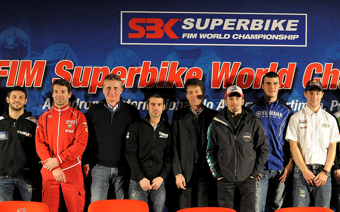 SBK Press Confrence Portiamo