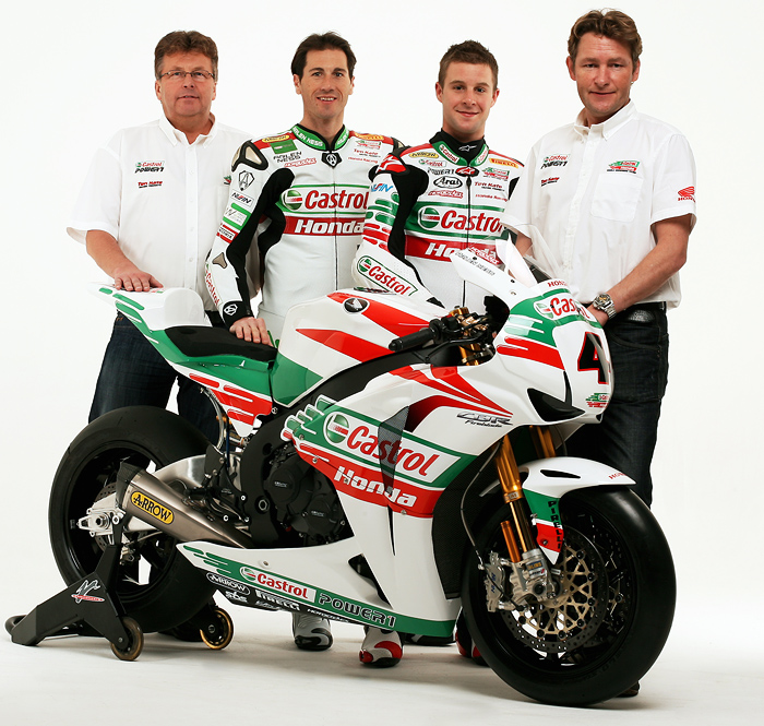 Ten Kate Honda World Superbike team 2100