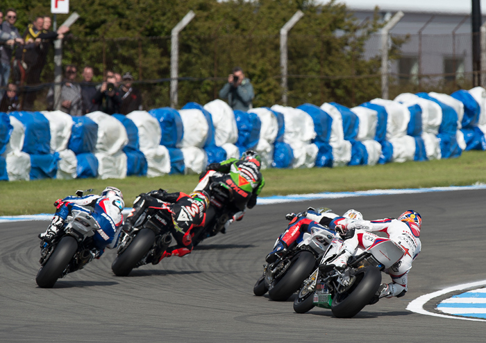 Donington World Superbike race 2