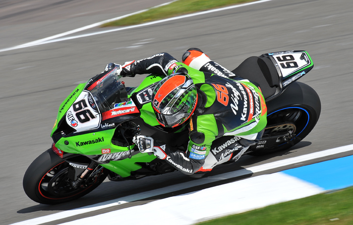 Tom Sykes Superpole photo Donnington