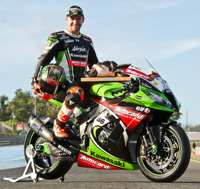Tome sykes 2013 World Superbike Champion 2013