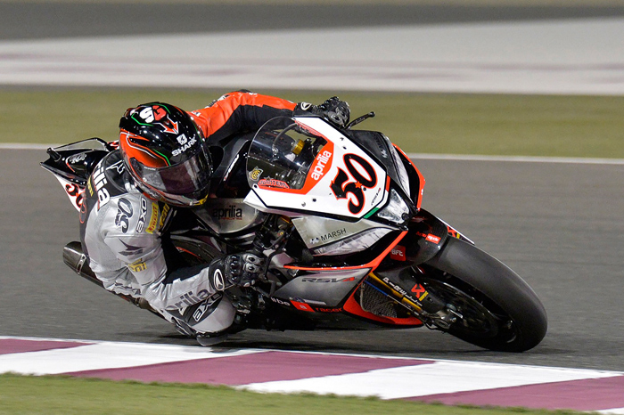 Guintoli action photo qatar