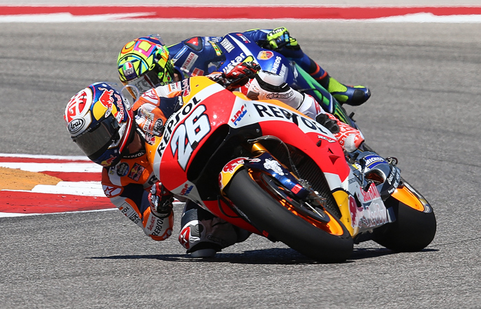 Pedrosa Rossi Circuit of the Americas
