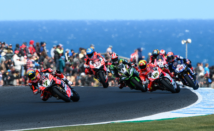 Phillip Islans SBK World Superbike Phillip Island 2018
