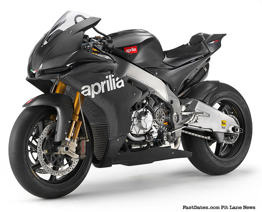 Aprilia RSV4 World Superbike 2009