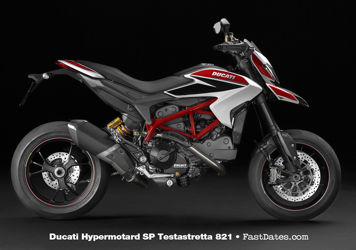 Ducati Hypermotard SP pictures phtos and specifications