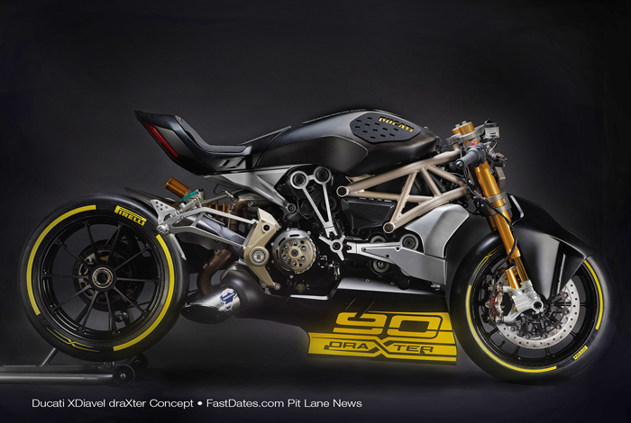 Ducati XDiavel dragXter photo high resolution