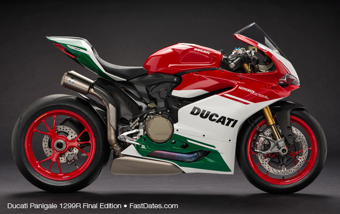 Panigalle 1299R Finale Edition photo