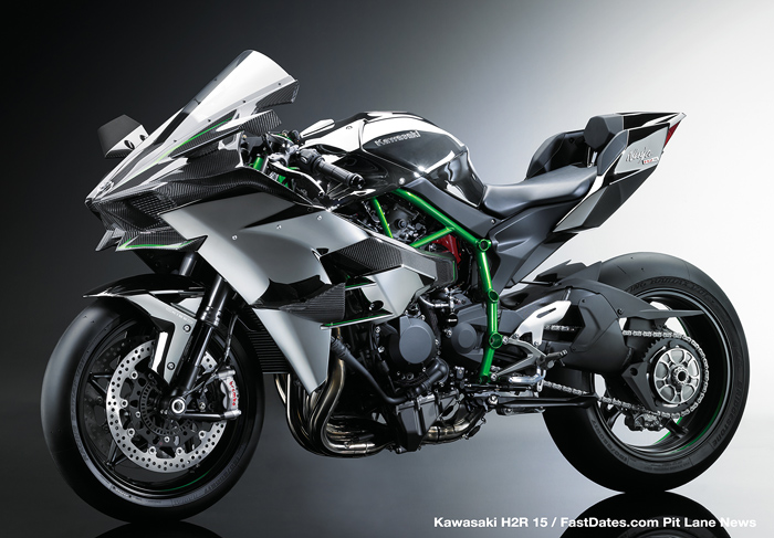 Kawasaki H2R high resolution photos pictures Inermot