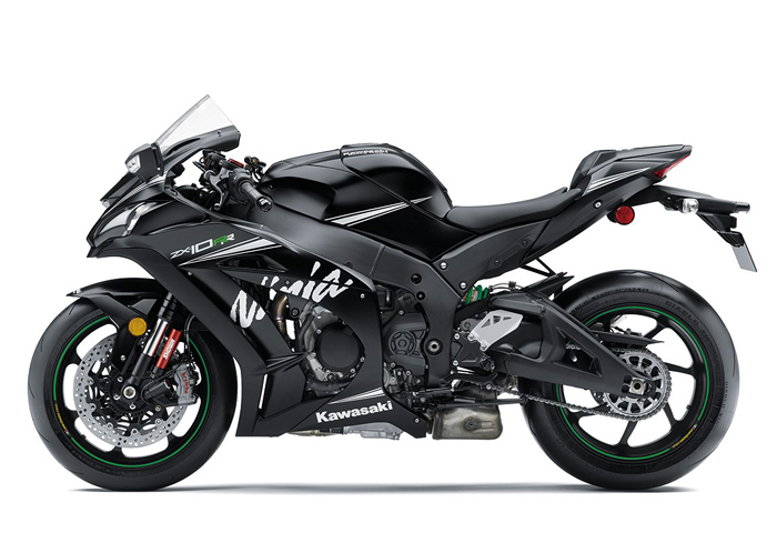 Kawasaki ZX10RR homologation special 2107 photo
