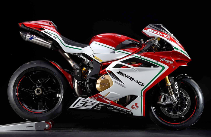 MV Agusta 2015 F4 Reparto Corse World Superbike photo picture
